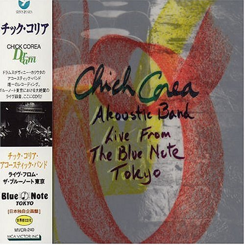 Chick Corea Akoustic Band Live From The Blue Note Tokyo